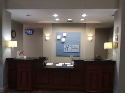 Reception | Holiday Inn Express Hotel & Suites Lake Placid