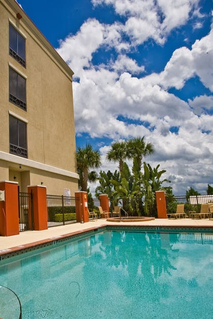 Pool | Holiday Inn Express Hotel & Suites Lake Placid