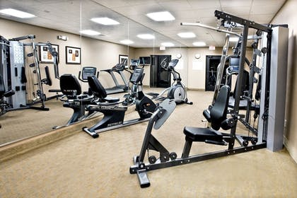 Fitness Facility | Holiday Inn Express Hotel & Suites Lake Placid