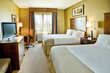 Room | Holiday Inn Express Hotel & Suites Lake Placid
