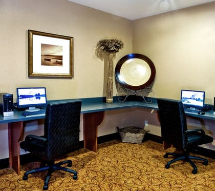 Business Center | Holiday Inn Express Hotel & Suites Lake Placid