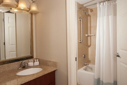 Bathroom | TownePlace Suites by Marriott at The Villages