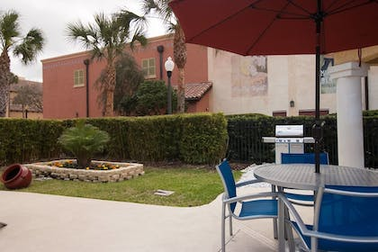 Terrace/Patio | TownePlace Suites by Marriott at The Villages