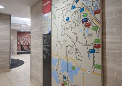 Interior Detail | TownePlace Suites by Marriott at The Villages