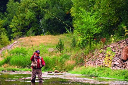 Fishing | State Game Lodge at Custer State Park Resort