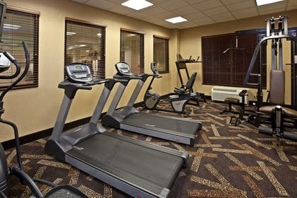 Fitness Facility | Holiday Inn Express & Suites Seymour