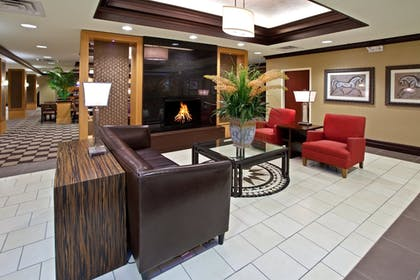 Interior | Holiday Inn Express & Suites Seymour