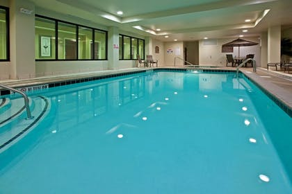 Pool | Holiday Inn Express & Suites Seymour