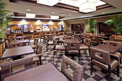 Breakfast Area | Holiday Inn Express & Suites Seymour
