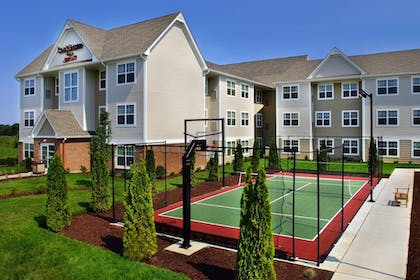 Sports Facility | Residence Inn by Marriott Mt. Laurel at Bishop's Gate