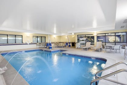 Indoor Spa Tub | SpringHill Suites by Marriott Omaha East/Council Bluffs, IA