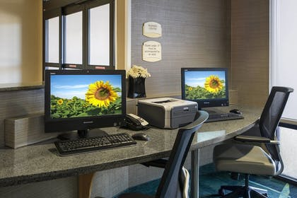 Business Center | SpringHill Suites by Marriott Omaha East/Council Bluffs, IA