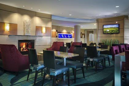 Breakfast Area | SpringHill Suites by Marriott Omaha East/Council Bluffs, IA