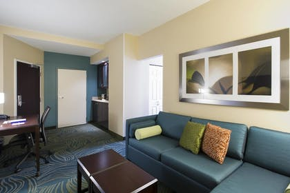 Guestroom | SpringHill Suites by Marriott Omaha East/Council Bluffs, IA