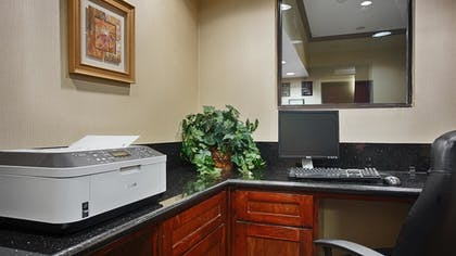 Business Center | Best Western Mineola Inn