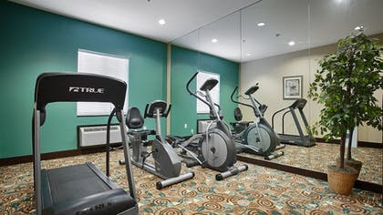 Fitness Facility | Best Western Mineola Inn