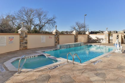 Pool | Holiday Inn Express Hotel & Suites Dallas South - Desoto