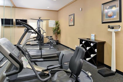 Fitness Facility | Holiday Inn Express Hotel & Suites Dallas South - Desoto