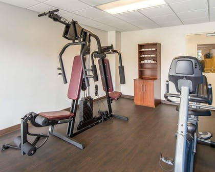 Fitness Facility | Comfort Suites East