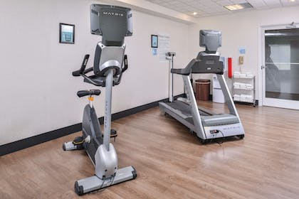 Fitness Studio | Holiday Inn Express & Suites Parkersburg-Mineral Wells