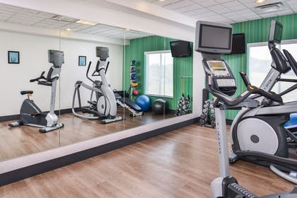 Gym | Holiday Inn Express & Suites Parkersburg-Mineral Wells