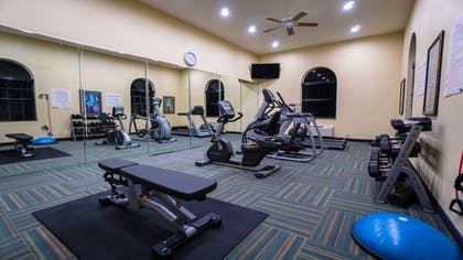 Fitness Facility | Holiday Inn Express & Suites Pampa