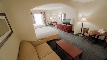 Room | Holiday Inn Express & Suites Pampa