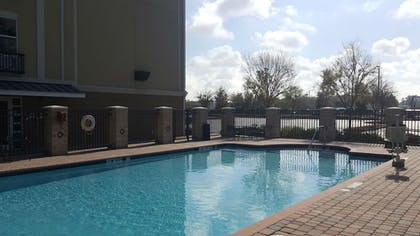 Pool | Holiday Inn Express and Suites Jacksonville East