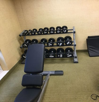 Fitness Facility | Holiday Inn Express and Suites Jacksonville East