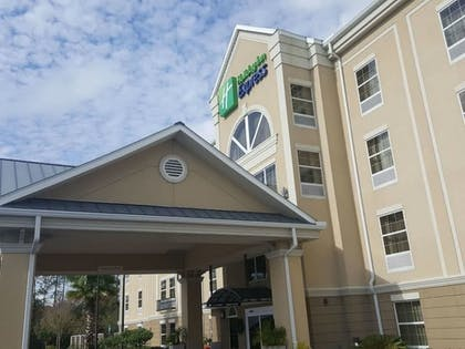Exterior detail | Holiday Inn Express and Suites Jacksonville East