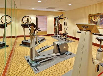 Fitness Facility | Holiday Inn Express & Suites - Greenwood
