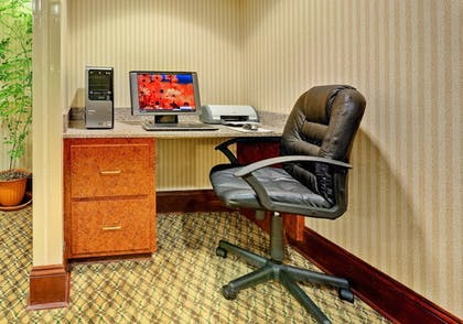Business Center | Holiday Inn Express & Suites - Greenwood