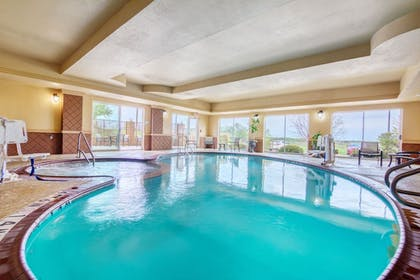 Indoor Pool   Holiday Inn Express Hotel & Suites Terrell
