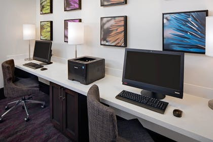 Business Center | Residence Inn by Marriott Fort Lauderdale Intracoastal/Il Lugano