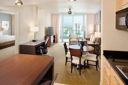 Guestroom | Residence Inn by Marriott Fort Lauderdale Intracoastal/Il Lugano