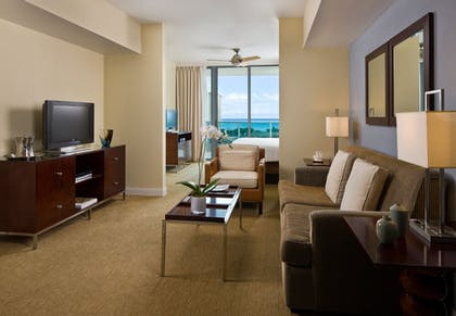 Living Area | Residence Inn by Marriott Fort Lauderdale Intracoastal/Il Lugano