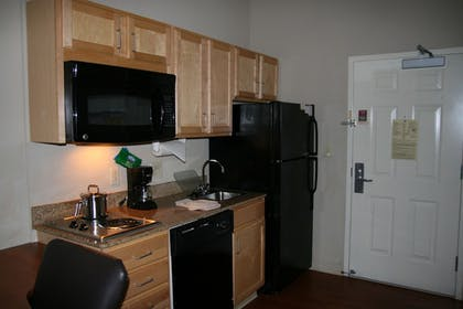 In-Room Kitchen | Candlewood Suites Bordentown-Trenton