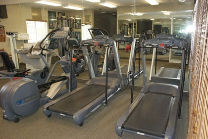 Fitness Facility | Candlewood Suites Bordentown-Trenton