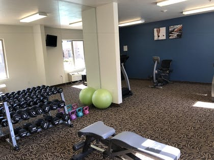 Fitness Facility | Comfort Inn at Convention Center