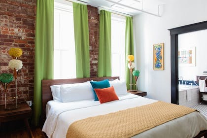 Guestroom | The Dwell Hotel