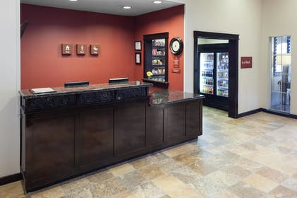 Reception | TownePlace Suites by Marriott San Antonio Airport