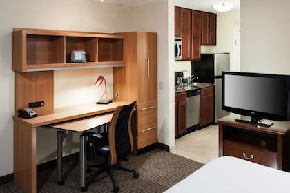 In-Room Kitchen | TownePlace Suites by Marriott San Antonio Airport
