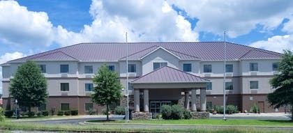 Hotel Front | Comfort Suites Montgomery East Monticello Dr.