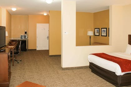 Room | Comfort Suites Montgomery East Monticello Dr.