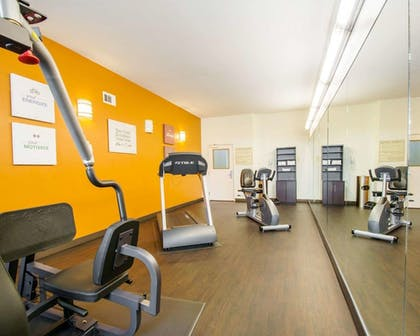 Fitness Facility | Comfort Suites Montgomery East Monticello Dr.