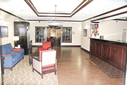 Lobby | Comfort Suites Montgomery East Monticello Dr.