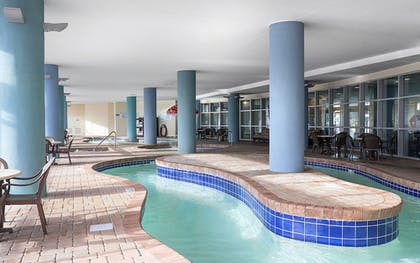 Indoor Pool | Bay View Resort