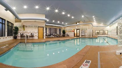 Indoor Pool | Holiday Inn Express Kalispell