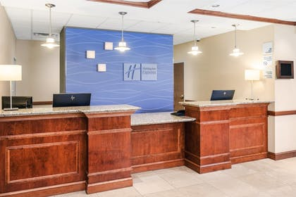 Interior | Holiday Inn Express Hotel & Suites Seabrook