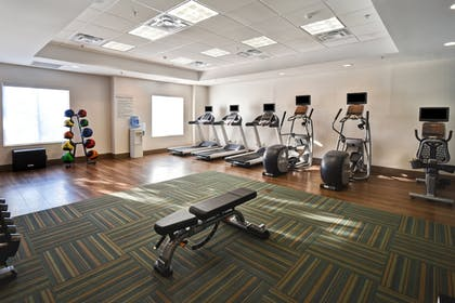Fitness Facility | Holiday Inn Express & Suites Schererville